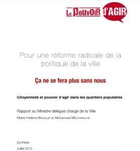 Cliquez pour consulter le rapport sur l'Empowerment à la française
